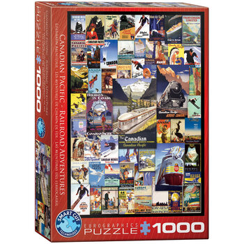 Puzzel Railroad Adventures