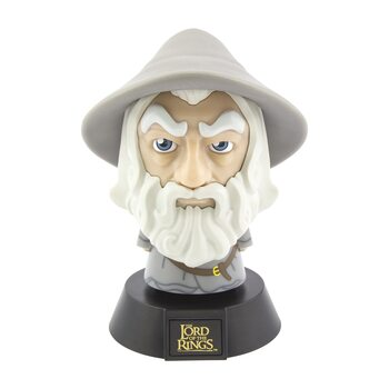 Lysende figur Ringenes Herre - Gandalf