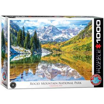 Kirakó Rocky Mountain National Park