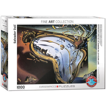 Puzzle Salvador Dalí - Soft Watch at First Explosion