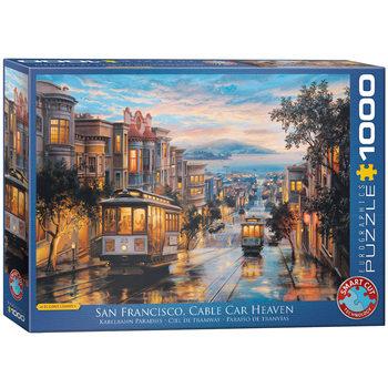 Puzzle San Francisco Cable Car Heaven