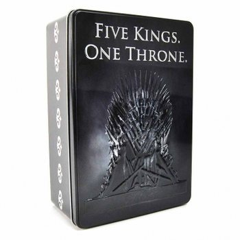 Scatola - Game Of Thrones - Five Kings