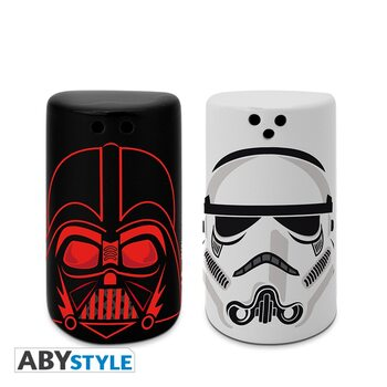 Sel & Pepper Shakers Star Wars - Darth Vader & Stormtrooper