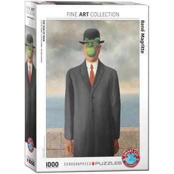 Παζλ Son of Man by Rene Magritte