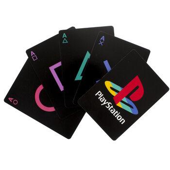 Spelar kort - Playstation