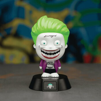 Lysende figur Suicide Squad - The Joker