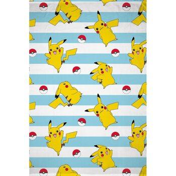 Tæppe Pokemon - Pikachu