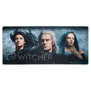 Tapis de bureau The Witcher