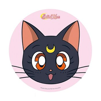 Tappetino mouse - Sailor Moon - Luna