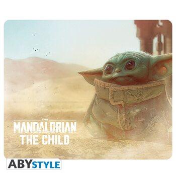 Tappetino per mouse Star Wars: The Mandalorian - Baby Yoda