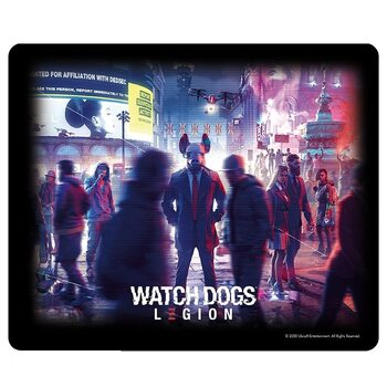 Tappetino per mouse Watch Dogs - Legion Group