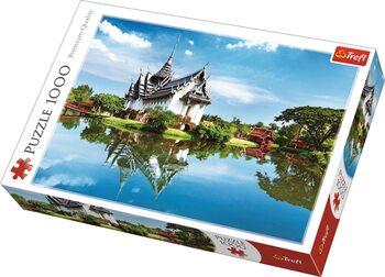 Puzzle Thajsko - Palác Sanphet Prasat