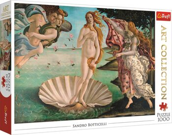 Puzzel The Birth of Venus