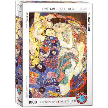 Puzzel The Virgin by Gustav Klimt