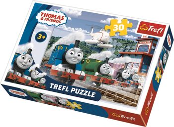 Puzle Thomas & Friends