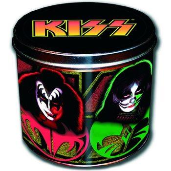 Truhlík - Kiss - Logo & Icons