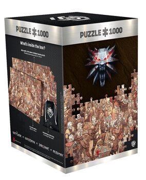 Puzzle Zaklínač (The Witcher) - Birthday