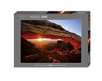 Puzzle Mesa Arch