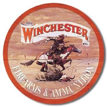 Μεταλλική πινακίδα WINCHESTER EXPRESS
