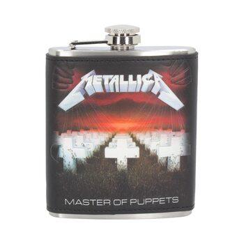 Flasche Metallica - Master of Puppets