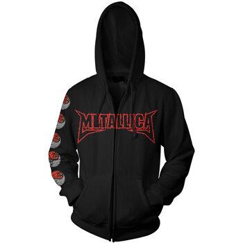 Sweater Metallica - Yin Yang