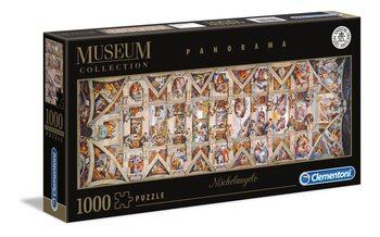 Puzzle Michelangelo Buonarroti - Ceiling of the Sistine Chapel