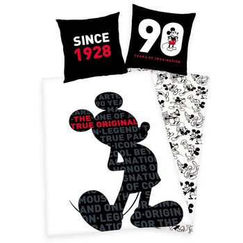 Ropa de cama Mickey Mouse - 90 Years