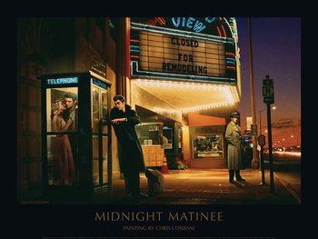 Midnight Matinee - Chris Consani kép reprodukció
