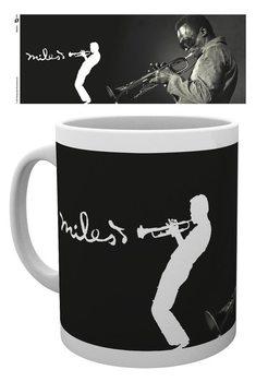Hrnček Miles Davis - Portrait