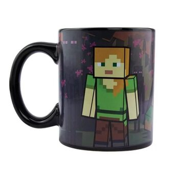 Tasse Minecraft - Enderman