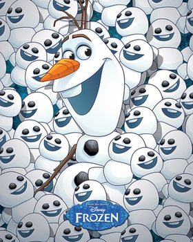 Frozen - Olaf Mini plakat