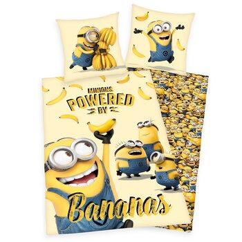 Posteljina Minions - Bananas