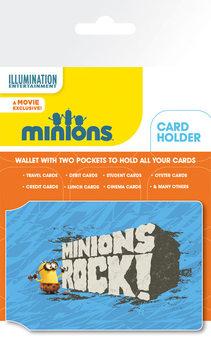 Minions - Rock Portcard