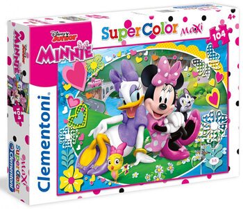 Puslespil Minnie & Daisy