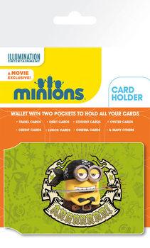 Minyonok (Gru) - Bello kártyatartó