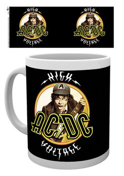 AC/DC - High Voltage mok