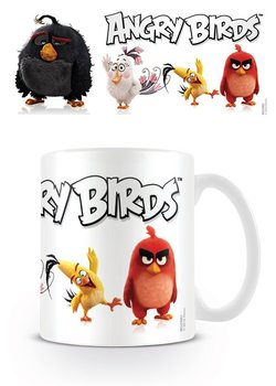 Angry Birds - Line Up mok