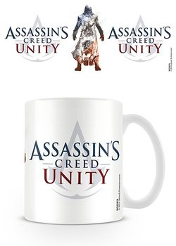 Assassin's Creed Unity - Colour Logo mok