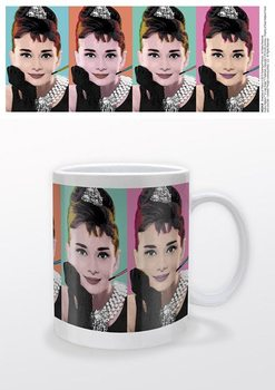 Audrey Hepburn - Pop Art mok
