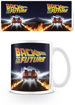Back to the Future - Delorean mok