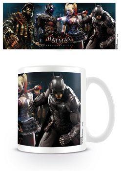 Batman Arkham Knight - Characters mok