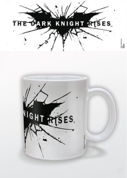Batman The Dark Knight Rises - Logo mok