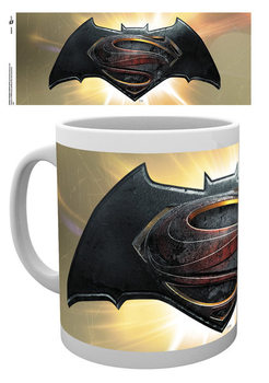 Batman v Superman: Dawn of Justice - Logo Alt mok