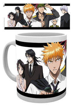 Bleach - Collage mok
