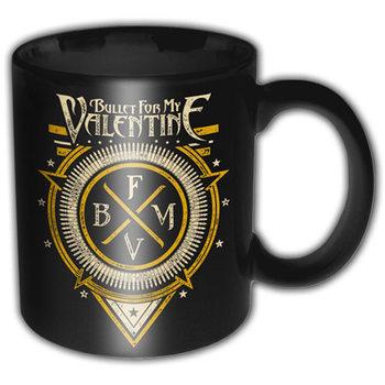 Bullet For My Valentine - Emblem mok