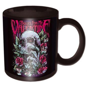 Bullet For My Valentine - Skull Red Eyes mok