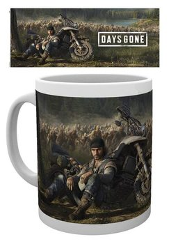 Days Gone - Bike mok