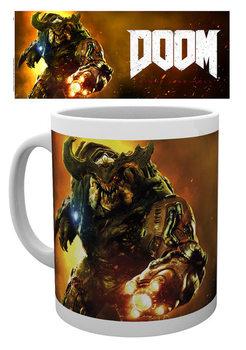 Doom - Cyber Demon mok