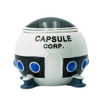 Mok Dragon Ball - Capsule Corp
