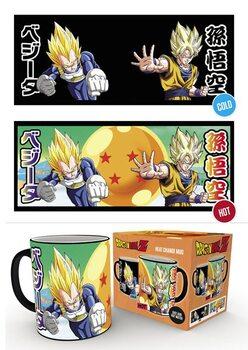 Dragon Ball Z - Saiyans mok